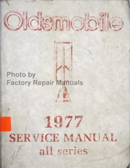 1977 Oldsmobile Chassis Service Manual