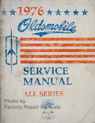 1976 Oldsmobile Chassis Service Manual