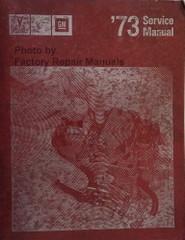 1973 Pontiac Service Manual