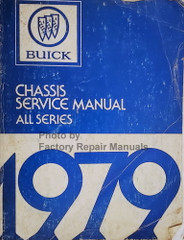 1979 Buick All Series Chassis Service Manual