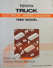 1990 Toyota Truck Electrical Wiring Diagrams