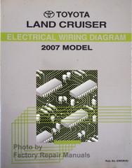 2007 Toyota Land Cruiser Electrical Wiring Diagrams