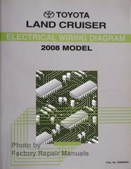 2008 Toyota Land Cruiser Electrical Wiring Diagrams