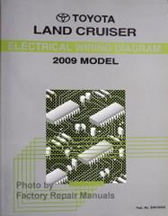 2009 Toyota Land Cruiser Electrical Wiring Diagrams