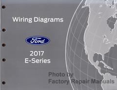 2017 Ford E350 E450 Electrical Wiring Diagrams