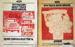 1979 Ford Medium / Heavy Duty Truck Service Manual