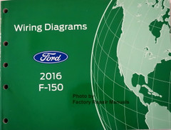 2016 Ford F-150 Wiring Diagrams