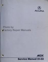 2001 2002 Acura MDX Service Manual