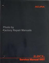 1997 Acura 2.2 CL Service Manual
