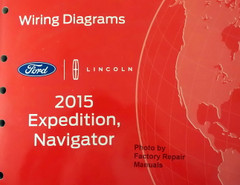 2015 Ford Expedition Lincoln Navigator Wiring Diagrams