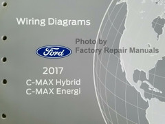 2017 Ford C-Max Electrical Wiring Diagrams