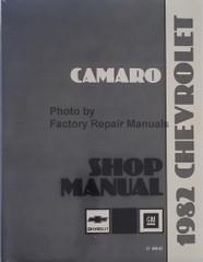 1982 Chevrolet Camaro Shop Manual