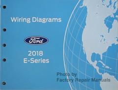 2018 Ford E350 E450 Electrical Wiring Diagrams