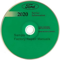 Ford 2020 Service Information Fusion Hybrid, Energi