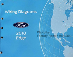 2018 Ford Edge Electrical Wiring Diagrams