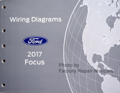 2017 Ford Focus Electrical Wiring Diagrams