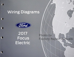 2017 Ford Focus Electric Models Wiring Diagrams