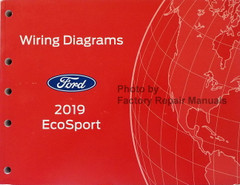 2019 Ford EcoSport Wiring Diagrams