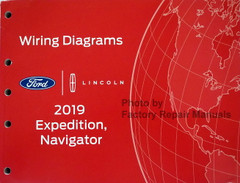 2019 Ford Expedition Lincoln Navigator Wiring Diagrams