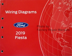 2019 Ford Fiesta Electrical Wiring Diagrams