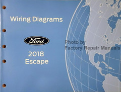 2018 Ford Escape Wiring Diagrams