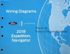 2018 Ford Expedition Lincoln Navigator Wiring Diagrams