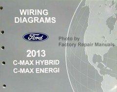 2013 Ford C-Max Electrical Wiring Diagrams