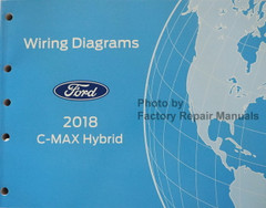 2018 Ford C-Max Electrical Wiring Diagrams