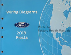 2018 Ford Fiesta Electrical Wiring Diagrams