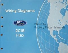 2018 Ford Flex Electrical Wiring Diagrams