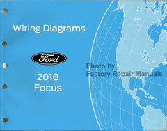 2018 Ford Focus Gas Models Wiring Diagrams