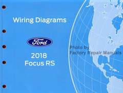 2018 Ford Focus RS Wiring Diagrams