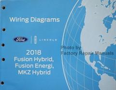 2018 Ford Fusion Hybrid Lincoln MKZ Hybrid Wiring Diagrams