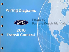 2018 Ford Transit Connect Electrical Wiring Diagrams