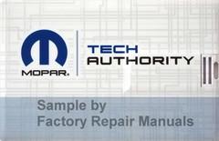 2020 Ram Promaster Mopar Service Information USB