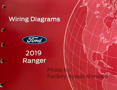 2019 Ford Ranger Electrical Wiring Diagrams