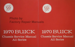 1969 Buick Chassis Service Manual All Series