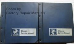 1984 Buick Service Manual Volume 1, 2