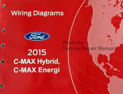 2015 Ford C-Max Electrical Wiring Diagrams
