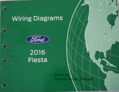2016 Ford Fiesta Electrical Wiring Diagrams