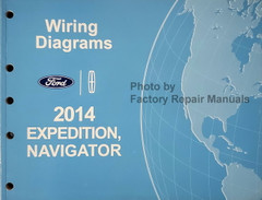 2014 Ford Expedition, Lincoln Navigator Electrical Wiring Diagrams