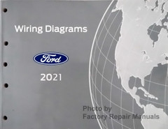 2021 Ford F150 Electrical Wiring Diagrams
