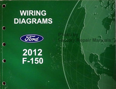 2012 Ford F150 Electrical Wiring Diagrams