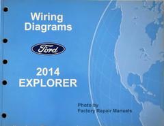 2014 Ford Explorer / Police Interceptor SUV Electrical Wiring Diagrams