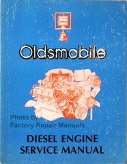 1978 Oldsmobile 5.7L Diesel Engine Service Manual