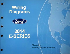 2014 Ford E-Series Wiring Diagrams