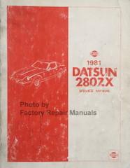 1981 Datsun 280ZX Service Manual