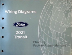 2021 Ford Transit Electrical Wiring Diagrams