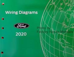 2020 Lincoln Corsair Electrical Wiring Diagrams