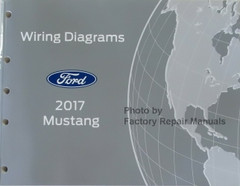 2017 Ford Mustang Wiring Diagrams